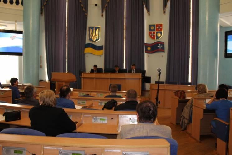 У Вінниці ухвалили кандидатури на п'ять керівних посад