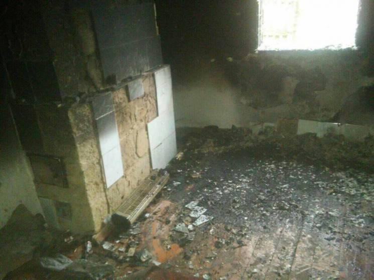 На Вінниччині чоловік отруївся чадним газом