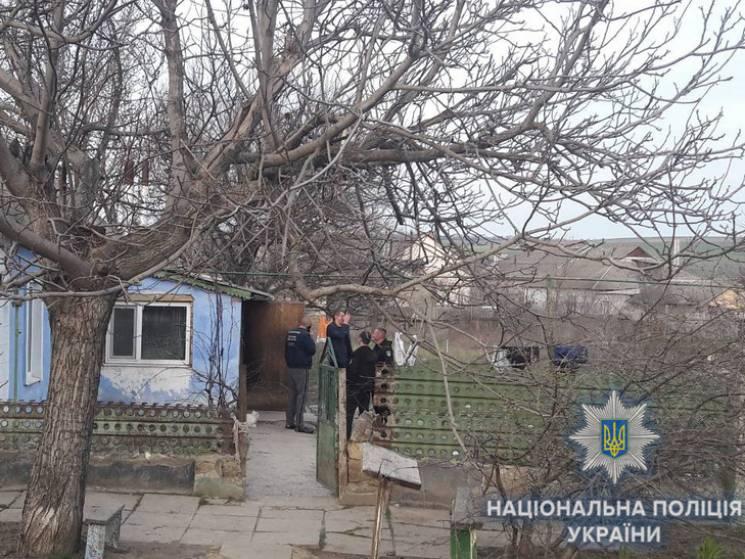 На Одещині затримали іноземця, який до смерті забив знайомого (ВІДЕО)