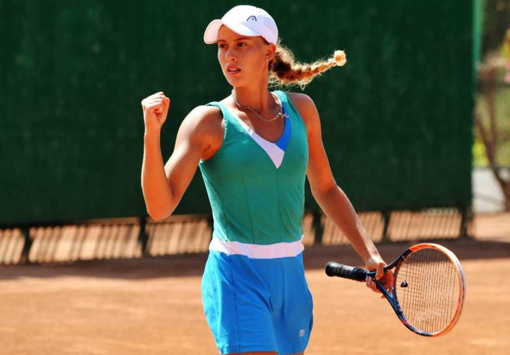 Харківська тенісистка здобула трофей в Тунісі