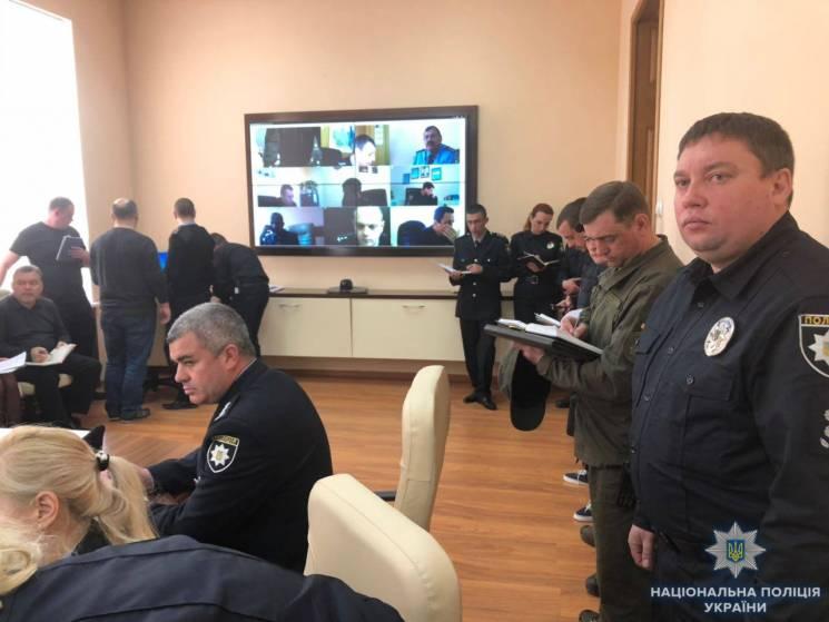 """Одеські правоохоронці ввели в дію оперативний план """"Грім"""": Проводиться навчання"""