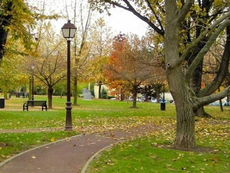 В Дніпрі планують провести реконструкцію парку Хмельницького