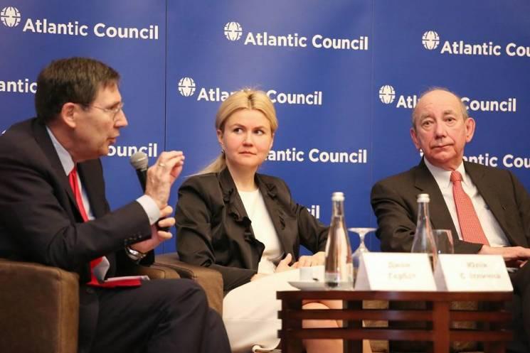 Atlantic Council провів перший в історії регіональний захід в Україні, - Світлична