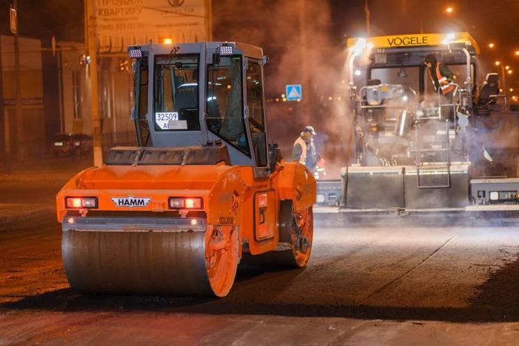 У Вінниці взялися за частковий ремонт вулиці Батозької