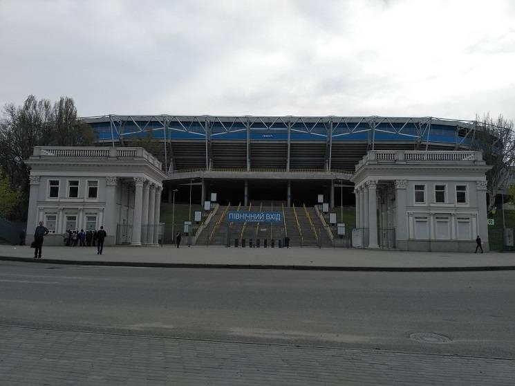 У Дніпрі відсутній ажіотаж навколо півфіналу Кубка України (ФОТО)