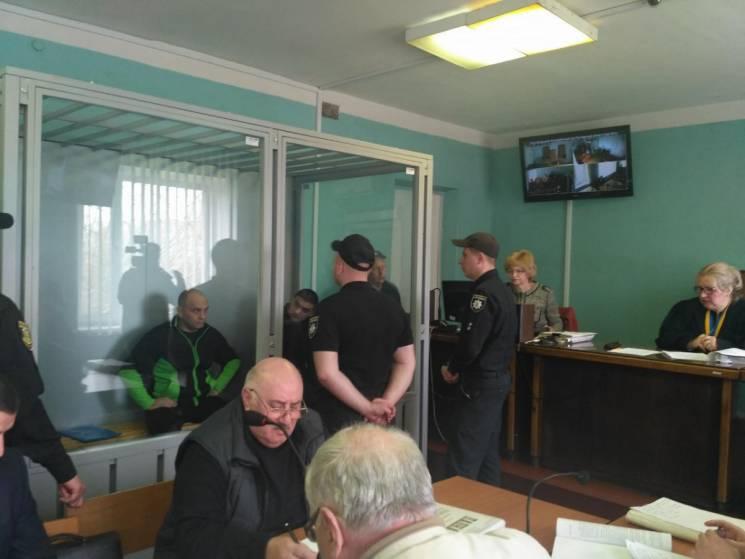 У Миргороді триває суд над вбивцями Олега Супруненка