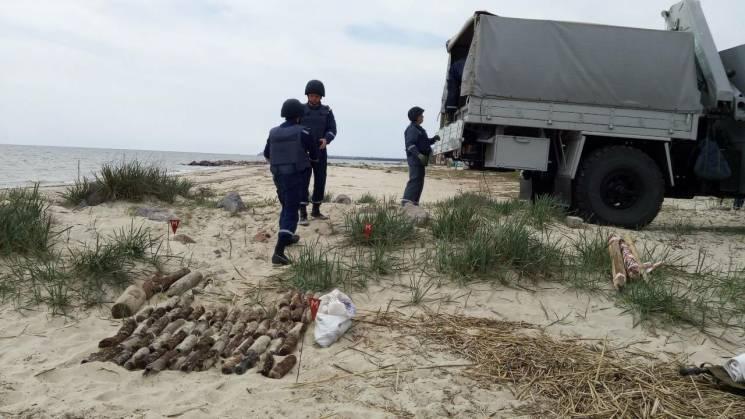 На Миколаївщині провели роботи з розмінування акваторії Чорного моря (ВІДЕО)