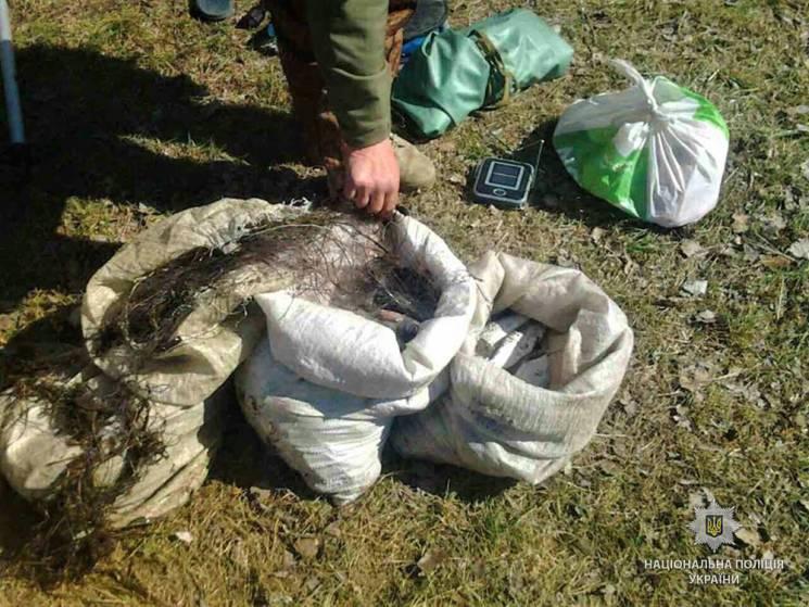 На Полтавщині затримали браконьєрів із 30 кг риби