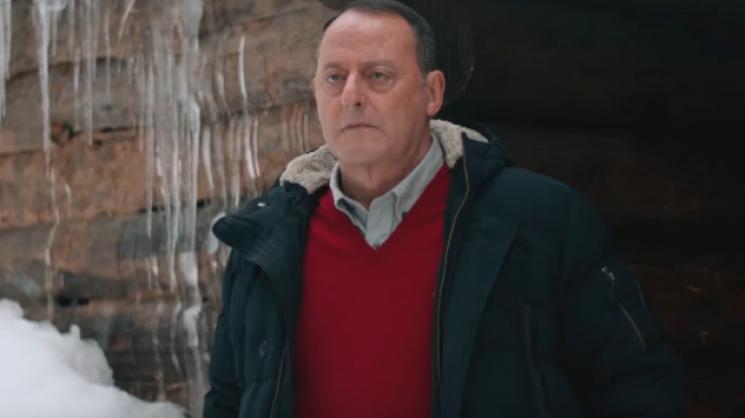 """""""Останній крок"""" в Україні: Як Жан Рено пив горілку в Карпатах і гостював у Порошенка"""