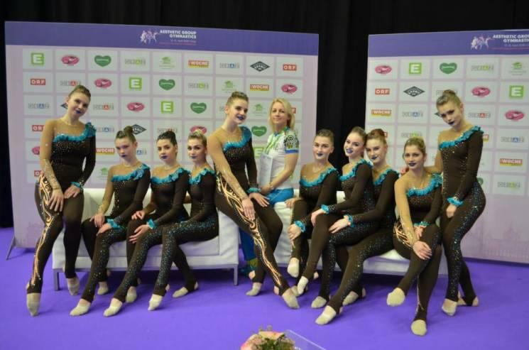 Запорізька гімнастка дебютувала на Кубку світу
