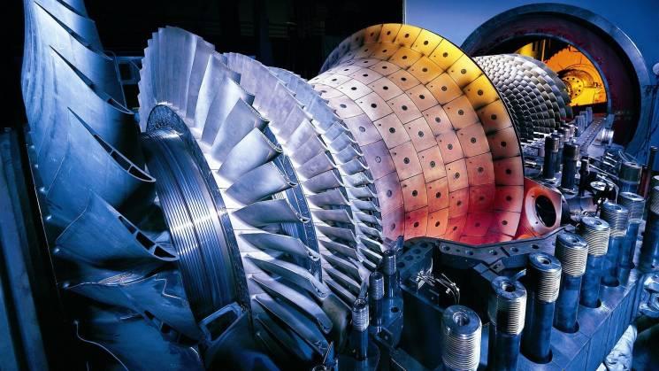 На России турбина большой мощности разва…