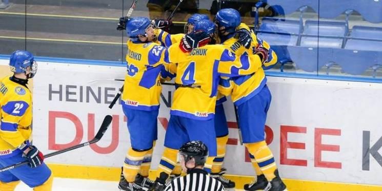 Збірна України виграла домашній чемпіонат світу з хокею (ВІДЕО)