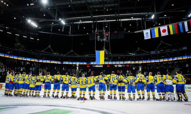 Збірна України зганьбилася у другому матчі на чемпіонаті світу з хокею