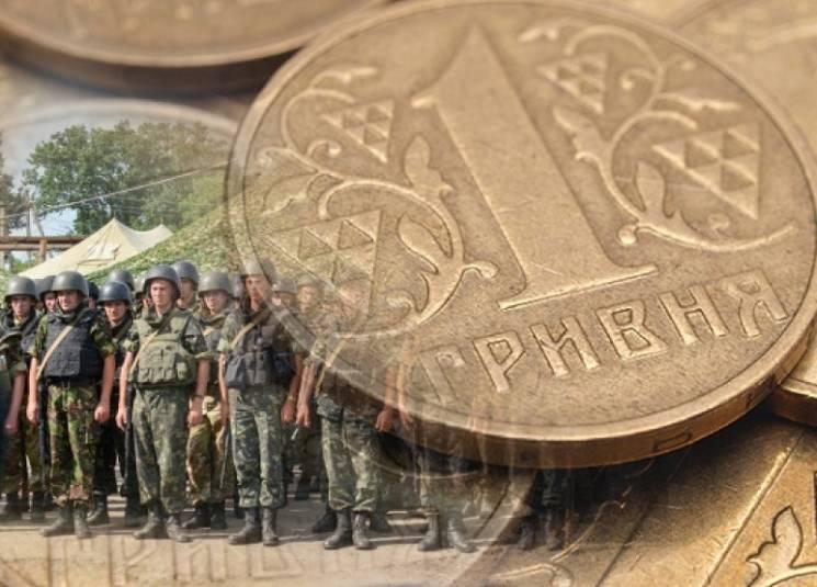 Военный бюджет-2019: Сколько Украина пла…