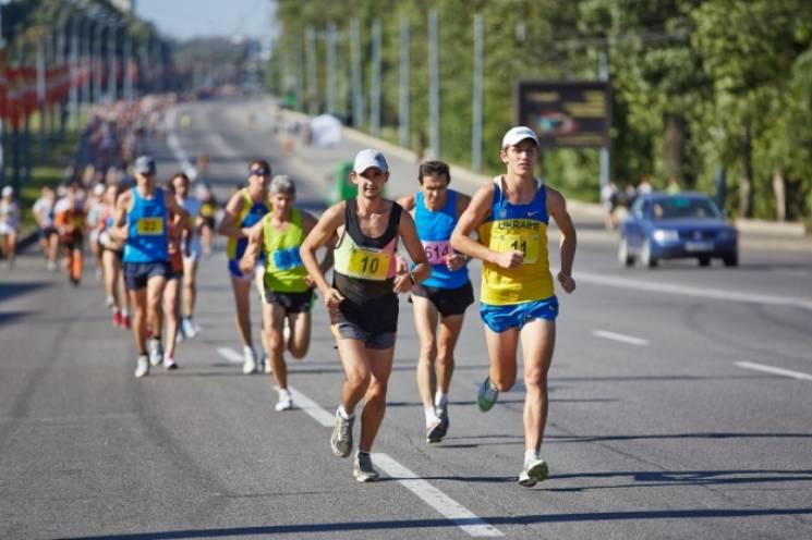 Центр Харкова перекриють заради марафону (СХЕМИ)