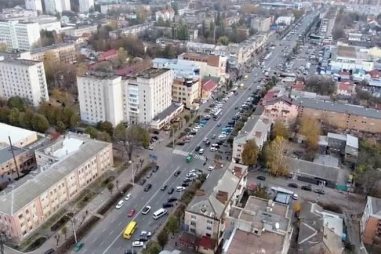 """Сквер, трамвайна гілка та транспортні хаби: Як хочуть змінити """"хребет Замостя"""" у Вінниці"""