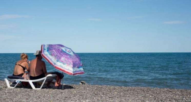 У Криму ще рік не збиратимуть данину за окупаційний туризм