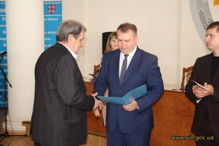На Вінниччині вшанували героїв-чорнобильців