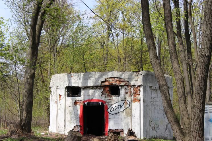 Жуткие руины и мусор: Что осталось от ха…