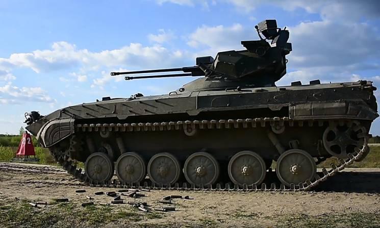 «Дуплет»: вгосударстве Украина испытали новое оружие
