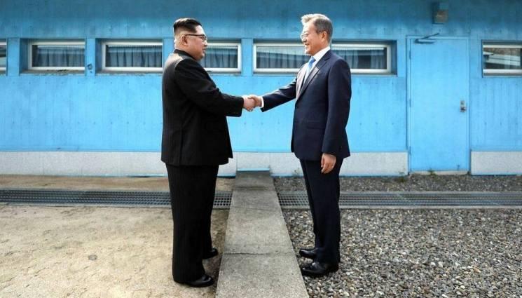 Войны больше не будет Сеул и Пхеньян договорились о вечном мире