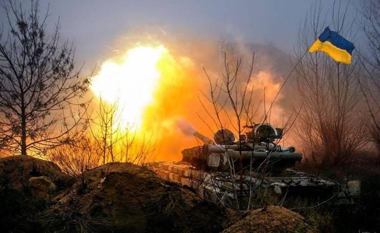 В Міноборони підтвердили поранення військових на Донбасі (КАРТА)