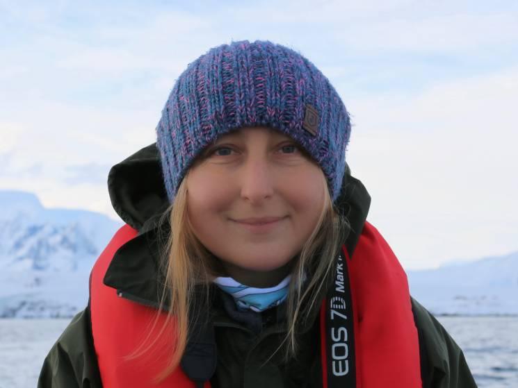 """Полярниця Оксана Савенко: """"Мені казали, що жінці не місце в Антарктиді, а я знала, що скоро буду там"""""""