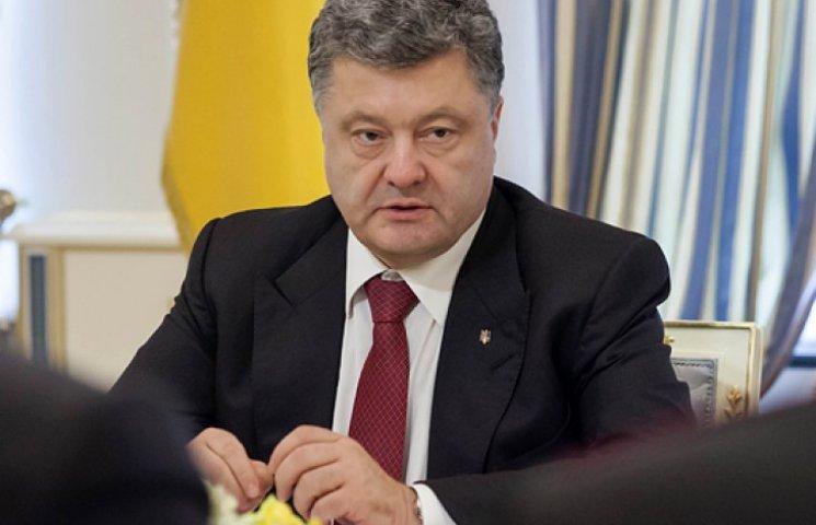 Президент: Украина не будет брать деньги за аннексию Крыма