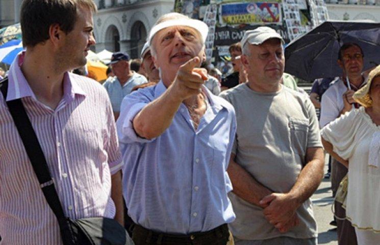Майдановцы создают «парламентскую сотню»