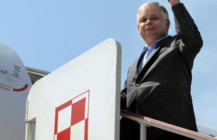 Польша возобновляет расследование гибели президента Качиньского