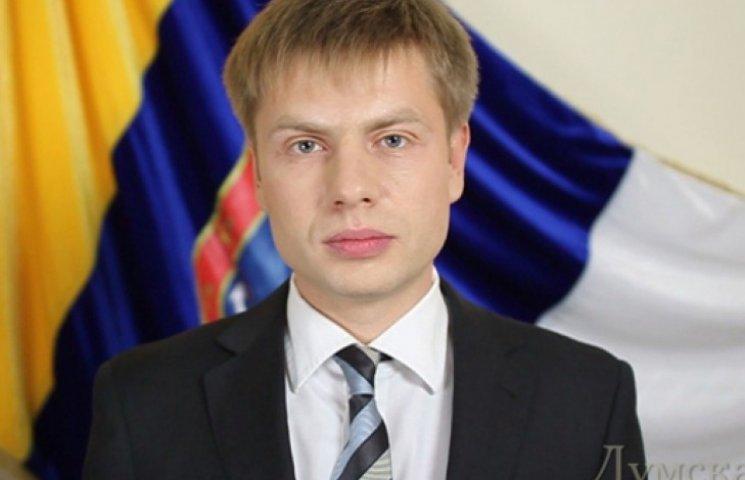 Сына экс-мэра Одессы готовятся усадить в кресло главы Одесского облсовета