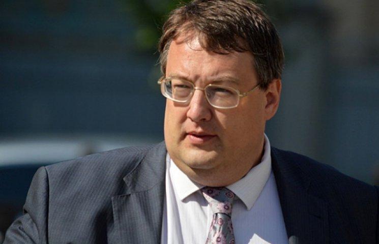 Советник Авакова наслаждается позором Жириновского