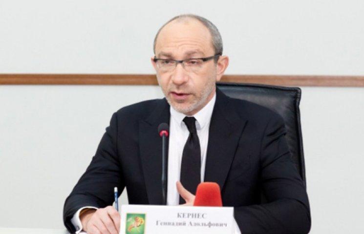 Кернес: Никакой ХНР не будет, в Харькове не повторится Славянск