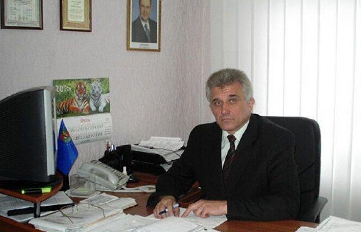 Арестован мэр Лутугино