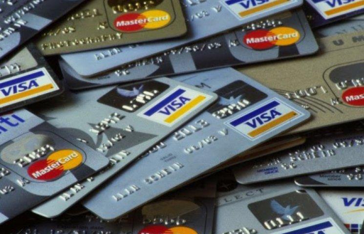 В Украине  набирает обороты мошенничество с банковскими картами