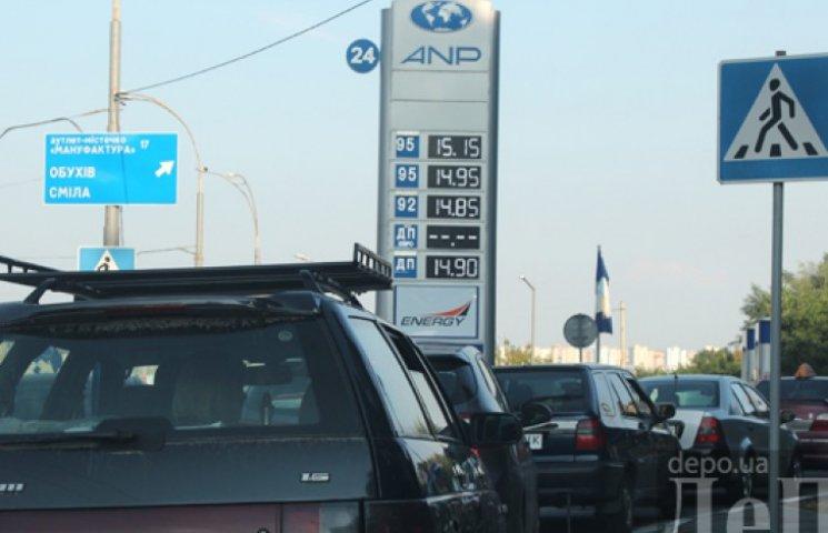 Цены на бензин будут меняться ежедневно