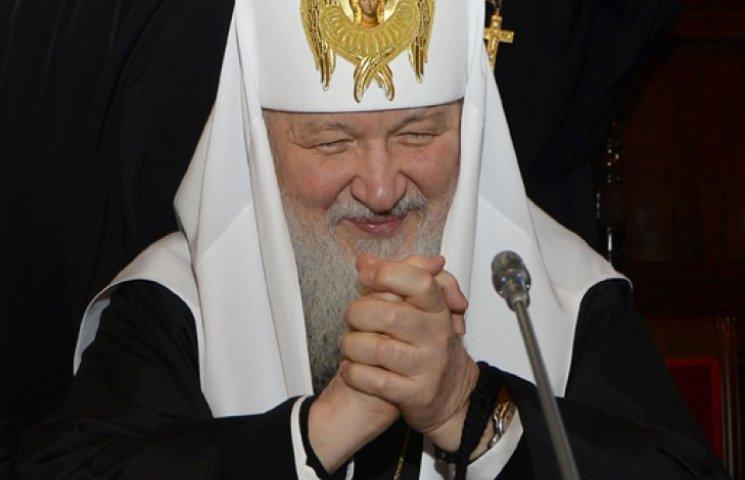 Патриарх Кирилл утвердил Онуфрия предстоятелем УПЦ
