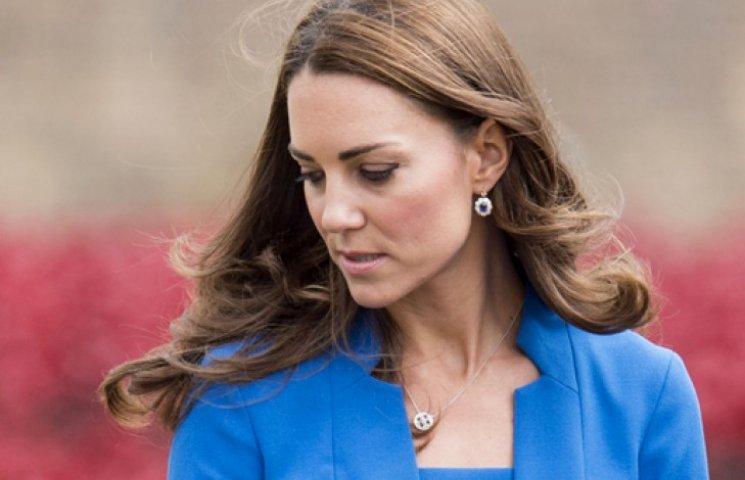 Кейт Миддлтон покидает королевский двор…