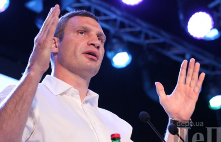 Кличко поддержит на выборах своих друзей - «регионалов»