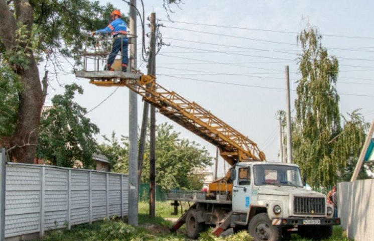 В Горловке энергетики Ахметова восстановили свет