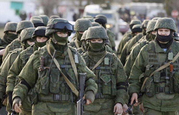 Россия перебрасывает войска к границе с Донецкой областью - ИС