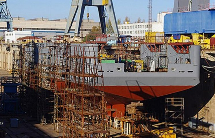 В Крыму захватили завод олигарха Жеваго