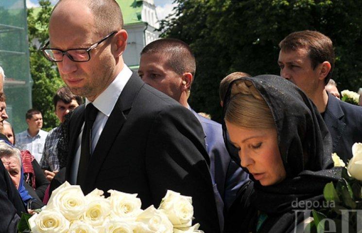 Почему Тимошенко и Яценюк обречены на «любовь»