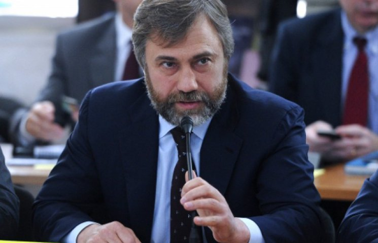 Новинский банкротит свои же предприятия