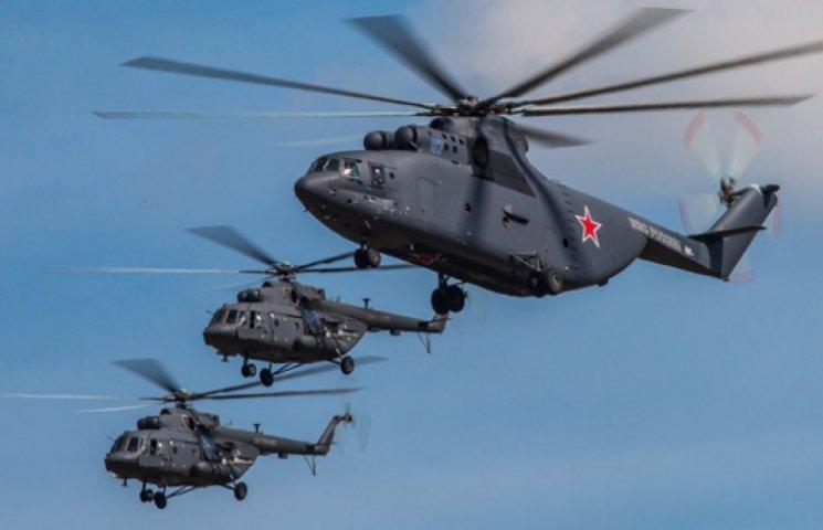 В Крыму готовятся к войне: вертолеты РФ уже провели разведку над Херсонщиной