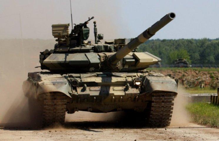 На Донбассе максимум три танковых батальона и 5 БТГ россиян - Тымчук