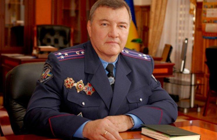 Уволен главный милиционер Херсонщины за неучастие его подчиненных в АТО