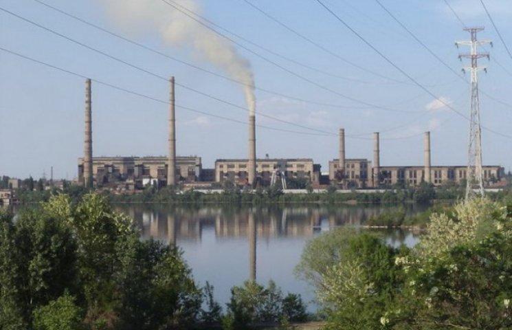 У Дніпропетровську повністю зупинилася Придніпровська ТЕС