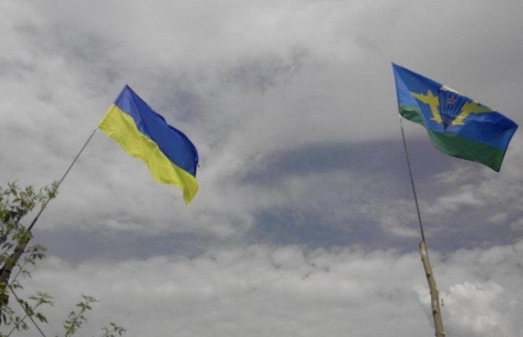 У День десантника до Дніпропетровська прибули десантники з Латвії і Білорусі