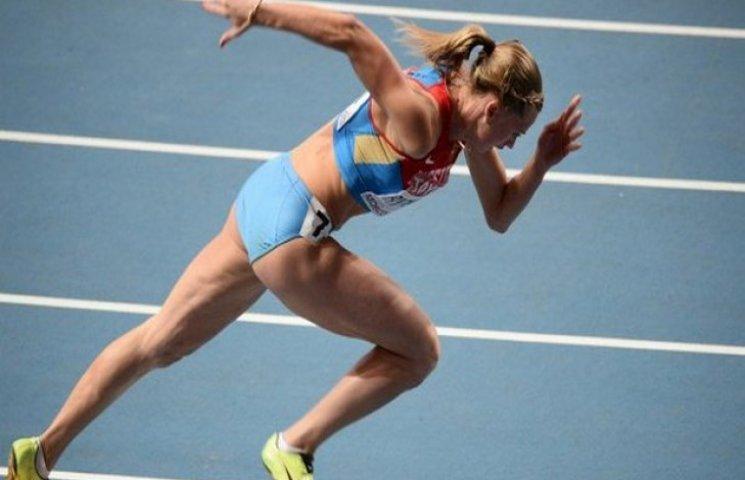 Хмельничани не потрапили до десятки кращих легкоатлетів країни